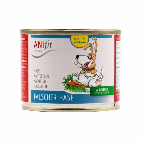 Wrong Bunny (Falscher Hase) 200g (6 Piece)